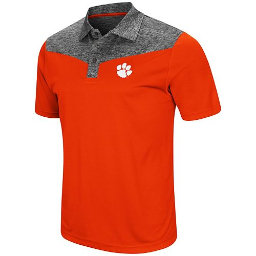 Men's Clemson Tigers Head Start Polo