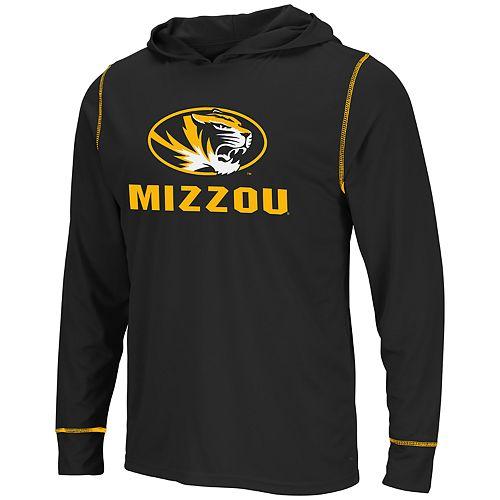 Men's Missouri Tigers Hooded Tee