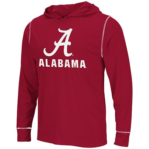 Men's Alabama Crimson Tide Hooded Tee