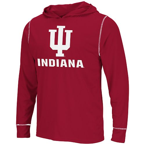 Men's Indiana Hoosiers Hooded Tee
