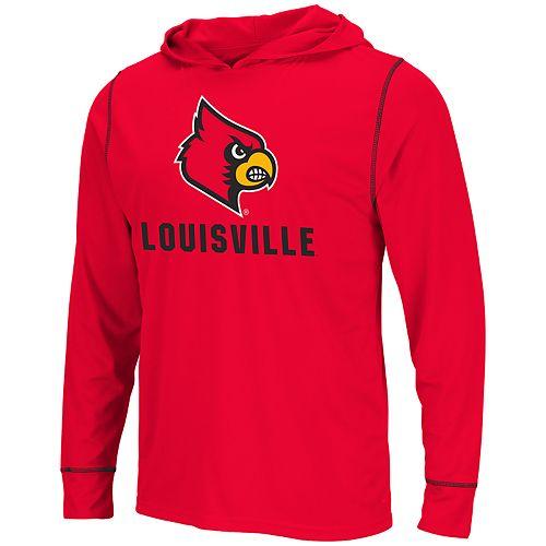 Men's Louisville Cardinals Hooded Tee