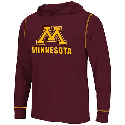 Men's Minnesota Golden Gophers Hooded Tee