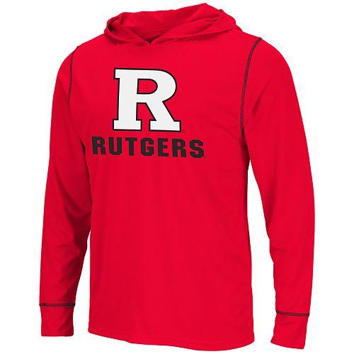 Men's Rutgers Scarlet Knights Hooded Tee