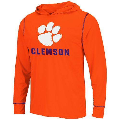 Men's Clemson Tigers Hooded Tee