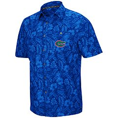 pretty nice 370bf bf0e9 Men s Florida Gators Luau Button-Down Shirt
