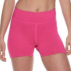 Women's FILA SPORT® High Waisted Core Bike Shorts