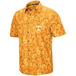 Men's Tennessee Volunteers Luau Button-Down Shirt