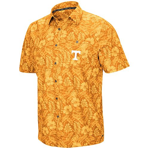 Men's Tennessee Volunteers Luau Button-Down Shirt