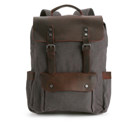The Same Direction Valley Hill Canvas Backpack