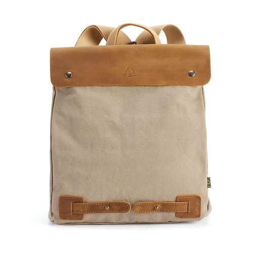 The Same Direction Convertible Cooper Canvas Backpack