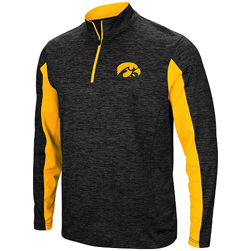 Men's Iowa Hawkeyes Slide Pullover