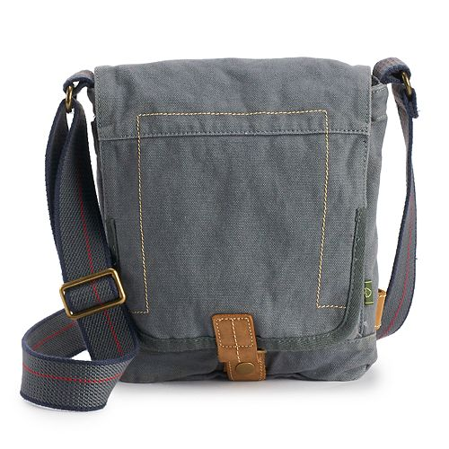 The Same Direction Atona Classic Flap Canvas Crossover Bag
