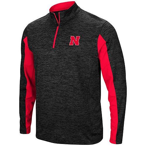 Men's Nebraska Cornhuskers Slide Pullover
