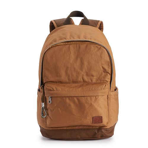 The Same Direction Urban Light Coated Canvas Backpack