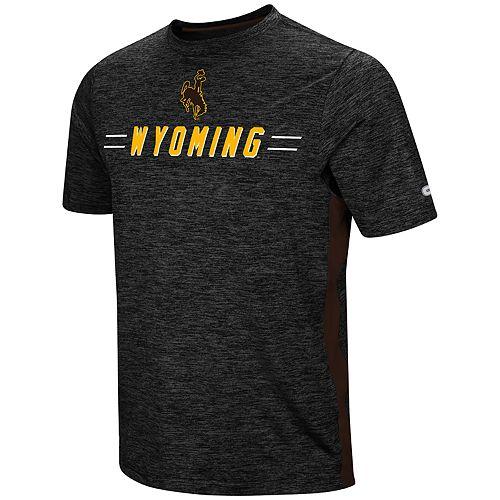 Men's Wyoming Cowboys Hitter Tee