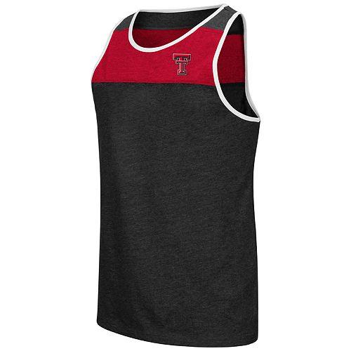 Men's Texas Tech Red Raiders Glory Tank Top