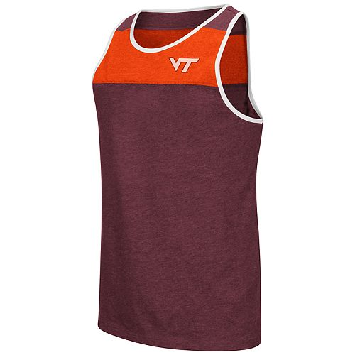 Men's Virginia Tech Hokies Glory Tank Top