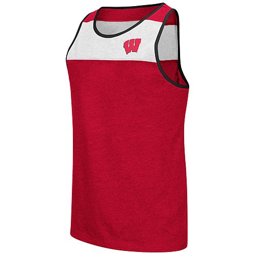 Men's Wisconsin Badgers Glory Tank Top