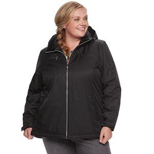 Plus Size ZeroXposur Insulated Jacket