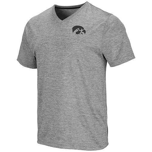 Men's Iowa Hawkeyes Outfield Tee