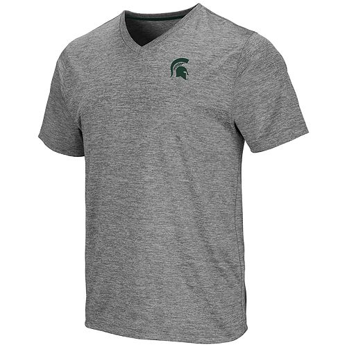 Men's Michigan State Spartans Outfield Tee