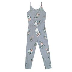 Girls' IZ Amy Byer Strapped Jumpsuit