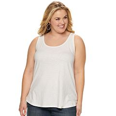 Plus Size EVRI Essential Tank