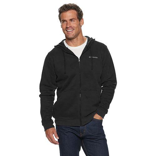 Men's Columbia Hart Mountain Full Zip-Up Sweatshirt