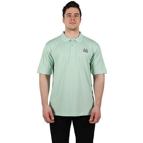 Men's Realtree Short Sleeve Polo