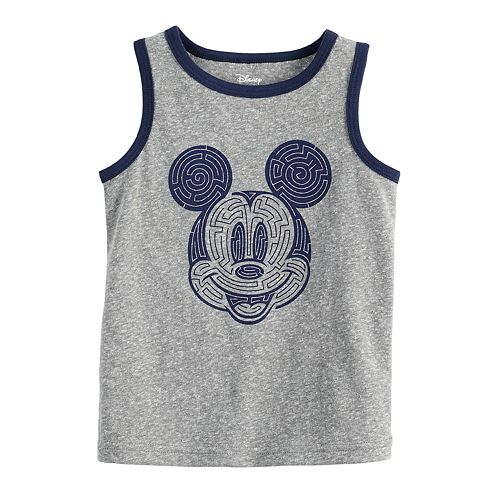 Disney's Mickey Mouse Baby Boy Maze Tank Top by Jumping Beans®