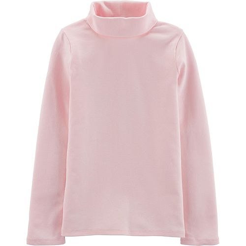 Girls Carter's Long-Sleeve Turtleneck