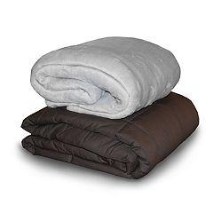 Dream Lab Acupressure Comfort 15-lb. Weighted Blanket