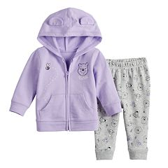 Disney's Winnie the Pooh Baby Girl Hoodie & Pants by Jumping Beans®