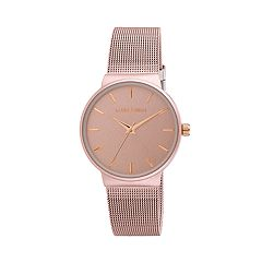 Laura Ashley Women's Minimalist Mesh Watch