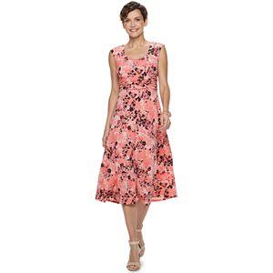 018f804cc5 Women s Croft   Barrow® Print Challis Midi Dress