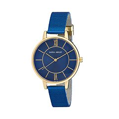 Laura Ashley Women's Two Tone Watch