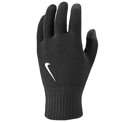 Men's Nike Knit Touchscreen Grip Gloves