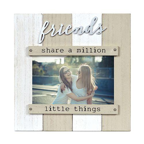 "New View ""Friends"" Slide Plank Frame"