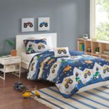 Mi Zone Kids Gavin Reversible Coverlet Set