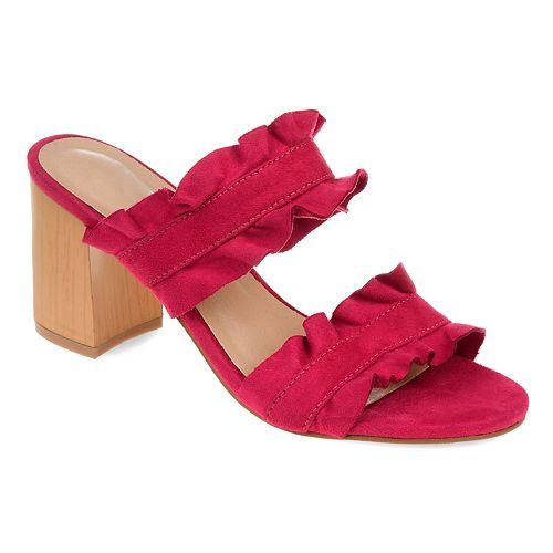 Journee Collection Channing Women's High Heel Sandals