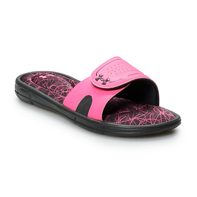 Under Armour Ignite Nimble VIII Women's Slide Sandals