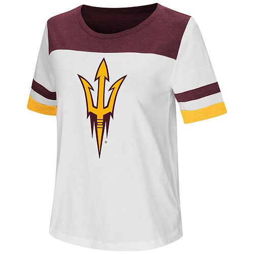 Women's Arizona State Sun Devils Varsity Tee