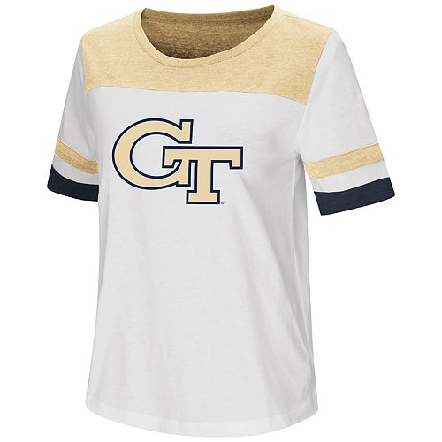 Women's Georgia Tech Yellow Jackets Varsity Tee