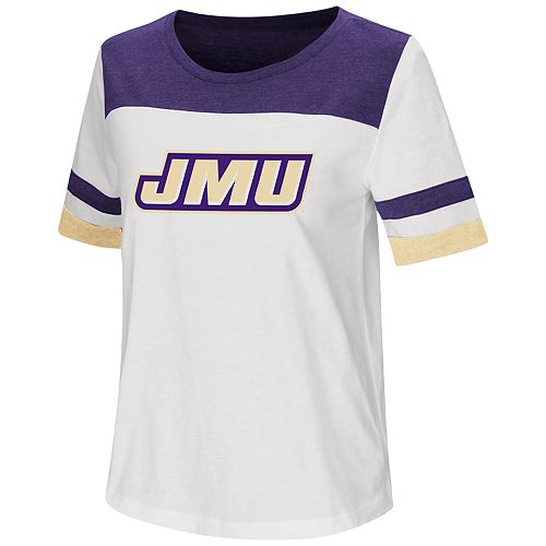 Women's James Madison Dukes Varsity Tee