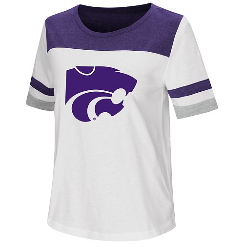 Women's Kansas State Wildcats Varsity Tee