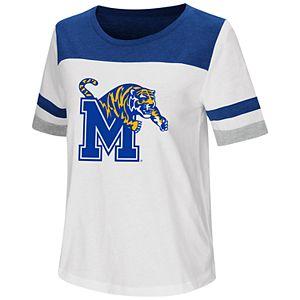 size 40 d97d5 38d3f Women's Memphis Tigers Wordmark Tee