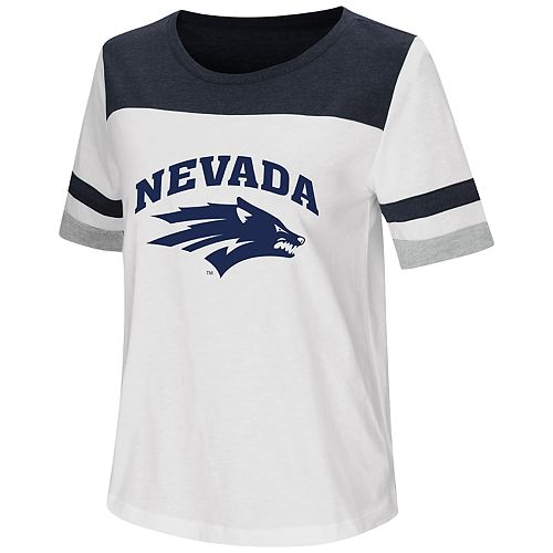 Women's Nevada Wolf Pack Varsity Tee