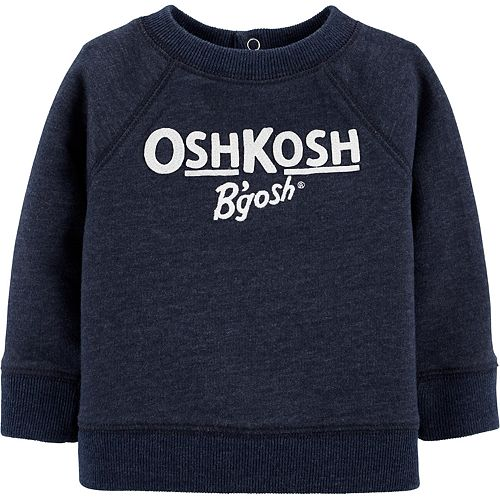 Toddler Boy OshKosh B'gosh® Logo Pullover