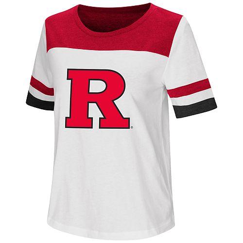 Women's Rutgers Scarlet Knights Varsity Tee