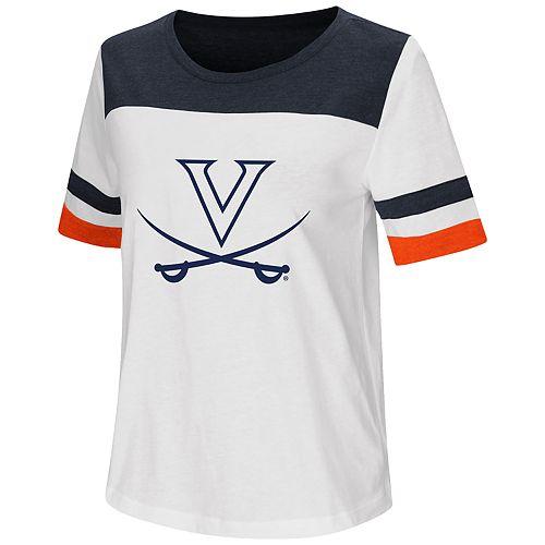 Women's Virginia Cavaliers Varsity Tee